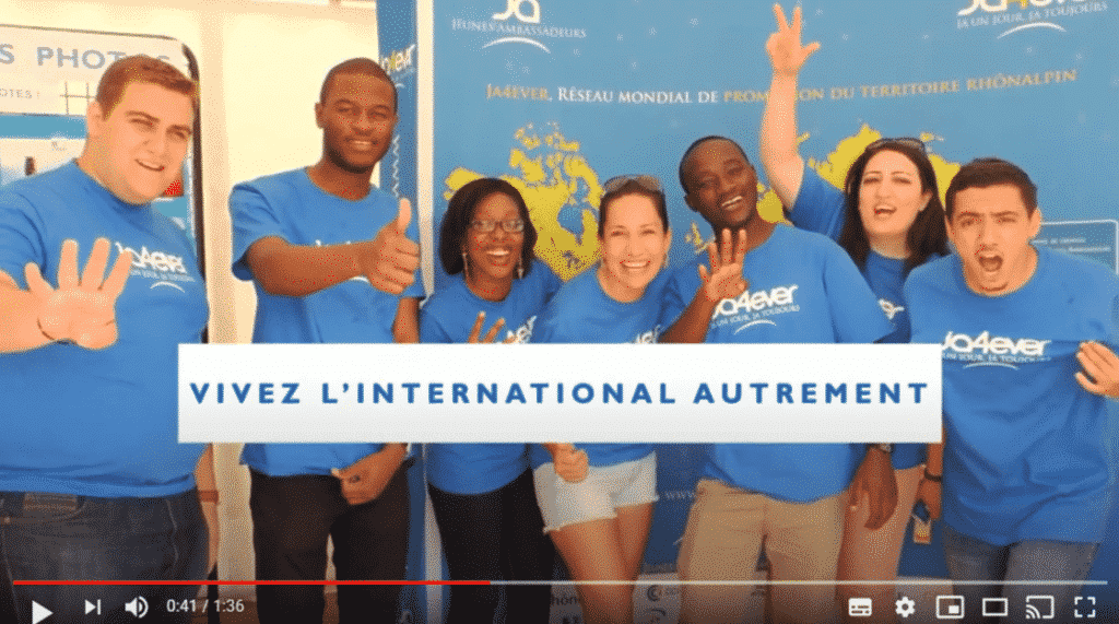 Parrainez un étudiant international 2020-2021