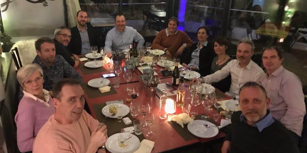 """Retour sur la Soirée """"Accords Mets et Vins"""" #23 au restaurant Le Bol D'Air"""