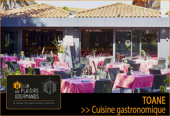 60ème Soirée Network du Club Plaisirs Gourmands au restaurant TOANE [Mercredi 17 Juillet]