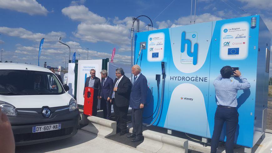 La stratégie hydrogène de Laurent Wauquiez confortée par un trophée