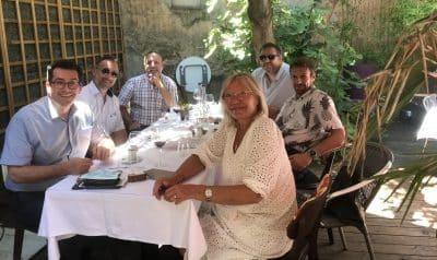 Retour sur le 107ème DÉJEUNER NETWORK du Club Les Plaisirs Gourmands au restaurant Le MOMENT
