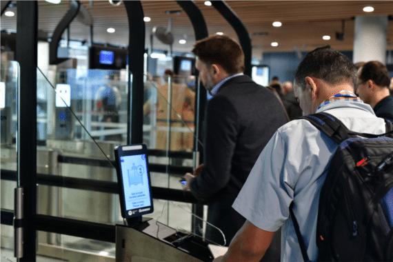 A Lyon-Saint Exupéry, le système Parafe de reconnaisance faciale veut accélérer les contrôles de sécurité