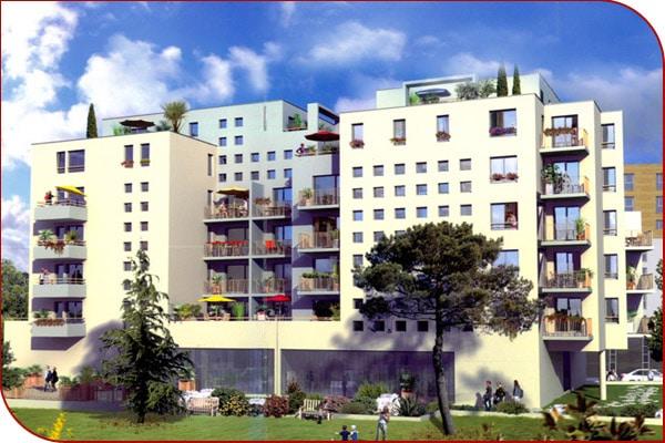 Achat appartement neuf Lyon
