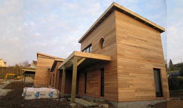Achat de maison à ossature bois Constructeur maisons en bois