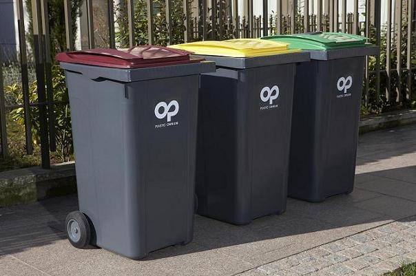 Activité historique du groupe: Plastic Omnium se déleste de ses célébres poubelles