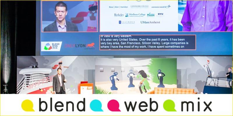 Les conférences à ne pas manquer à BlendWebMix, les 22 & 23 octobre 2020