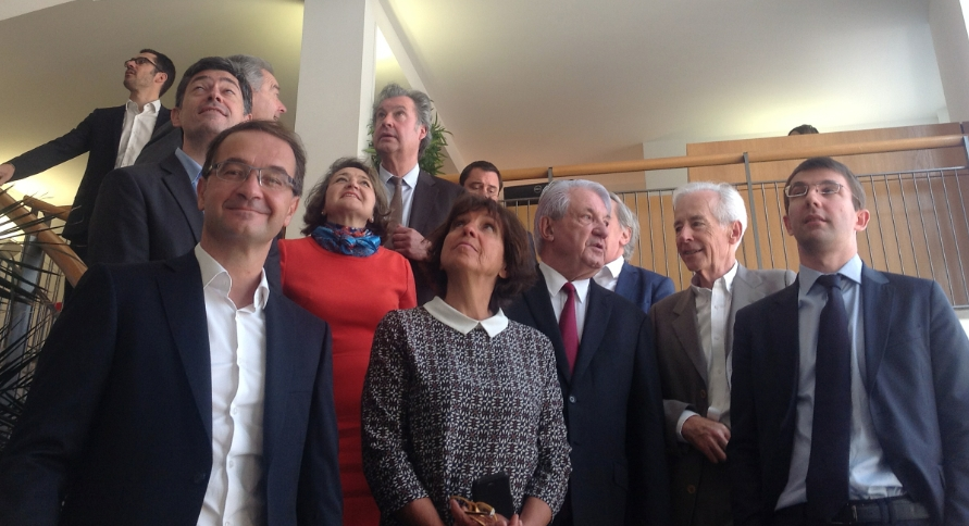 Afin de proposer une offre globale aux entreprises: Christian Latouche marie Fiducial au cabinet d'avocats lyonnais Lamy