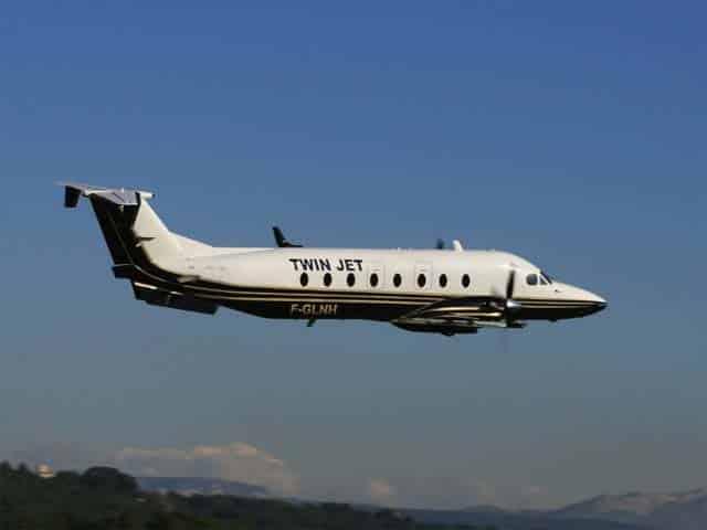 Vols d'affaires : arguments sanitaires à l'appui, Twin Jet privatise à la demande une partie de sa flotte au départ de Lyon
