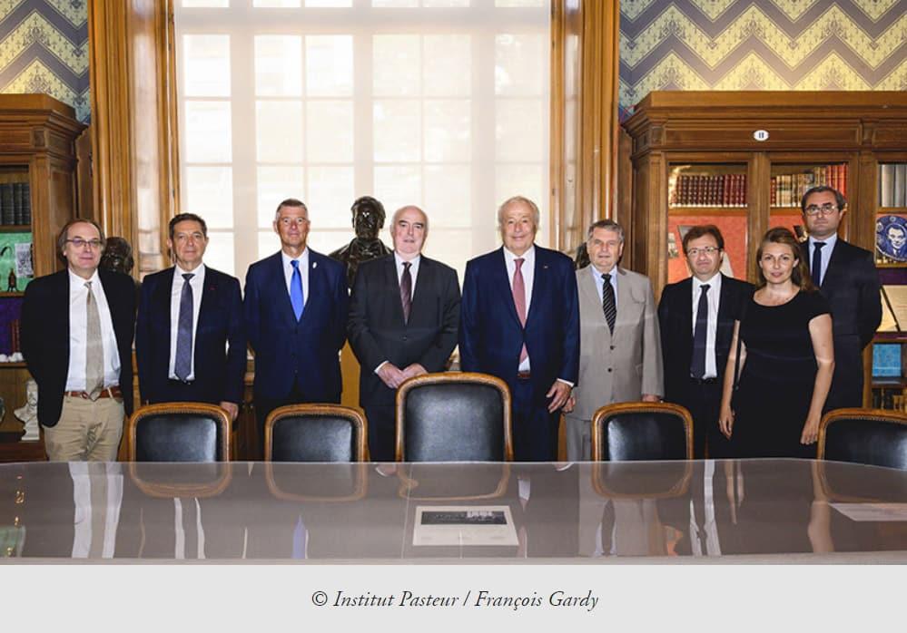 L'Institut Pasteur et la Fondation Mérieux s'allient pour renforcer la santé publique des pays à ressources limitées