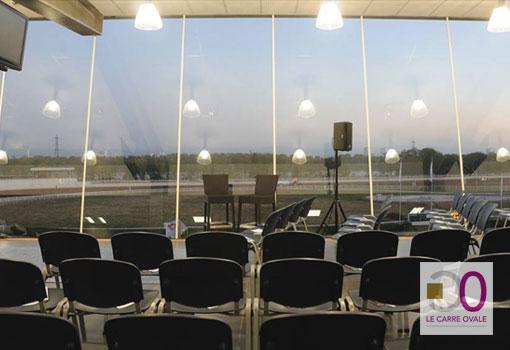 Anticipez vos locations de salles de séminaires aux hippodromes de Lyon avec Le Carré Ovale