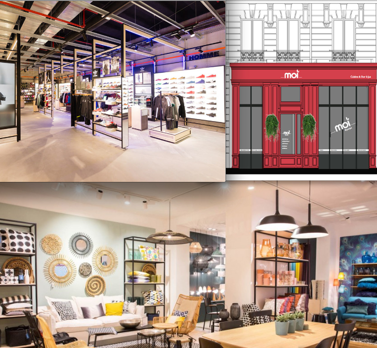 Après Uniqlo, trois nouvelles marques annoncées quartier Grôlée à Lyon