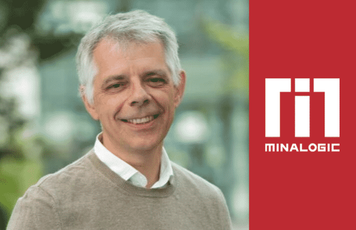 Un nouveau délégué général pour le pôle de compétitivité grenoblois Minalogic : l'ex-IBM, Jean-Eric Michallet