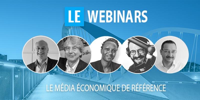Webinars LE : Comment les médias aident les entreprises à être visible sur internet