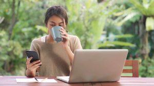 Travailleur indépendant géré par un Freelance Management System (FMS)