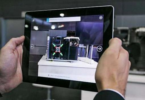 AUGMENT : l'application de réalité augmentée