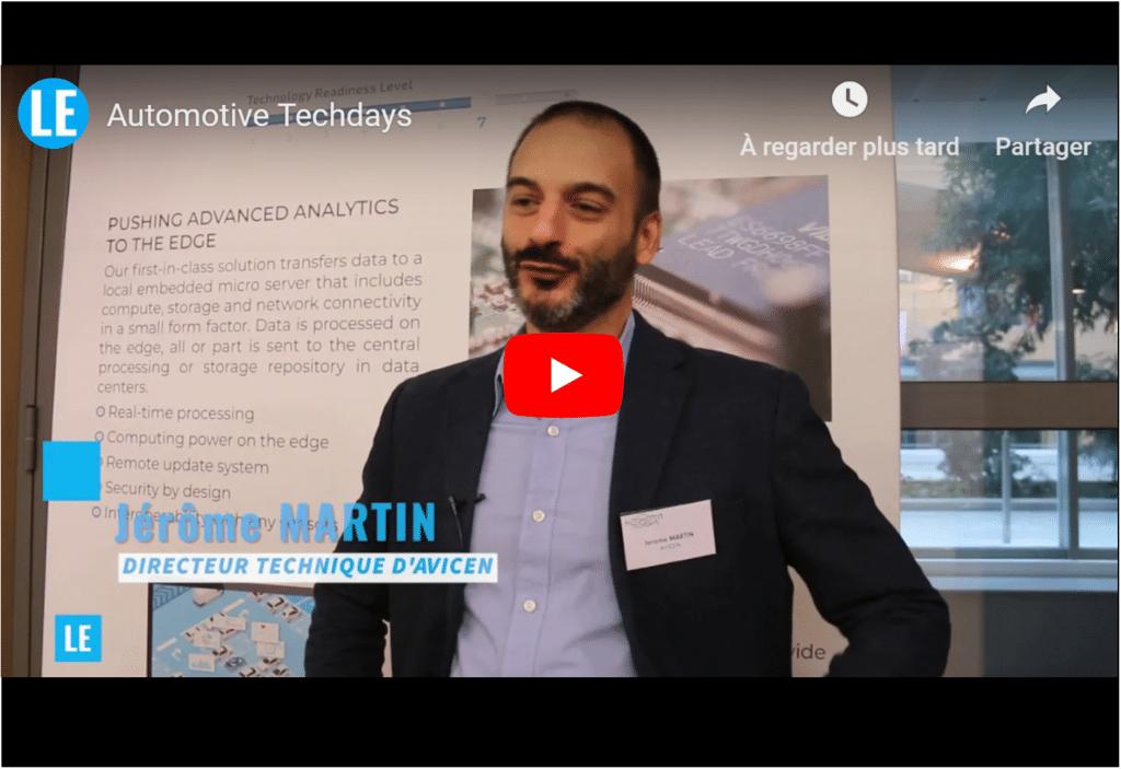 Automotive Techdays : les entreprises régionales de l'automobile présentent leurs idées innovantes