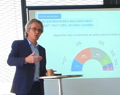 Avec trente-mille recrutements de cadres escomptés en Auvergne-Rhône-Alpes, 2019 devrait se révéler un excellent cru