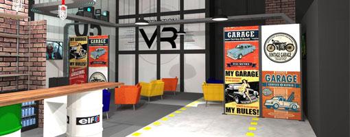 L'atelier Garage DESTINATION VR