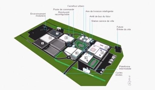 Basée dans l'Ain, la ville-laboratoire Transpolis dédiée à la mobilité urbaine verra le jour en juin 2018