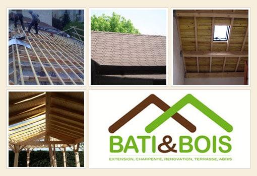 Bati&Bois rénove vos toitures et vos charpentes