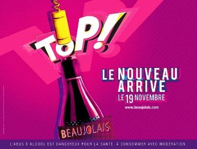 Beaujolais nouveau : une campagne de pub à plus de 500 000 euros