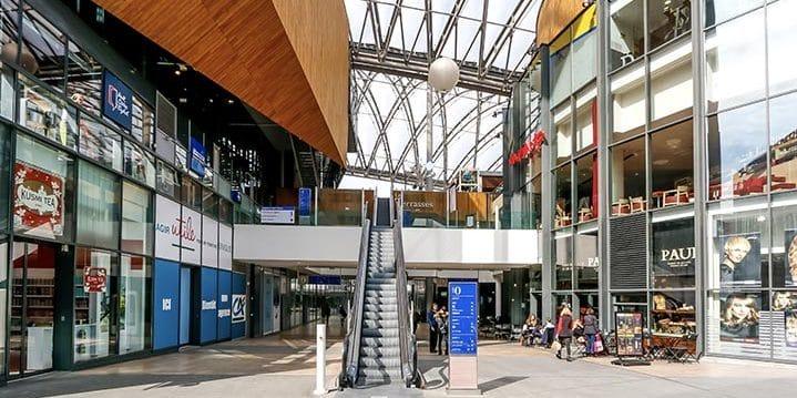A Lyon : réouverture disparate pour les centres commerciaux à Lyon et dans le Nord-Isère, le 11 mai