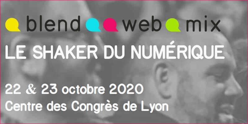 EN AVANT PREMIÈRE les top speakers du BlendWebMix du 22 & 23 octobre 2020