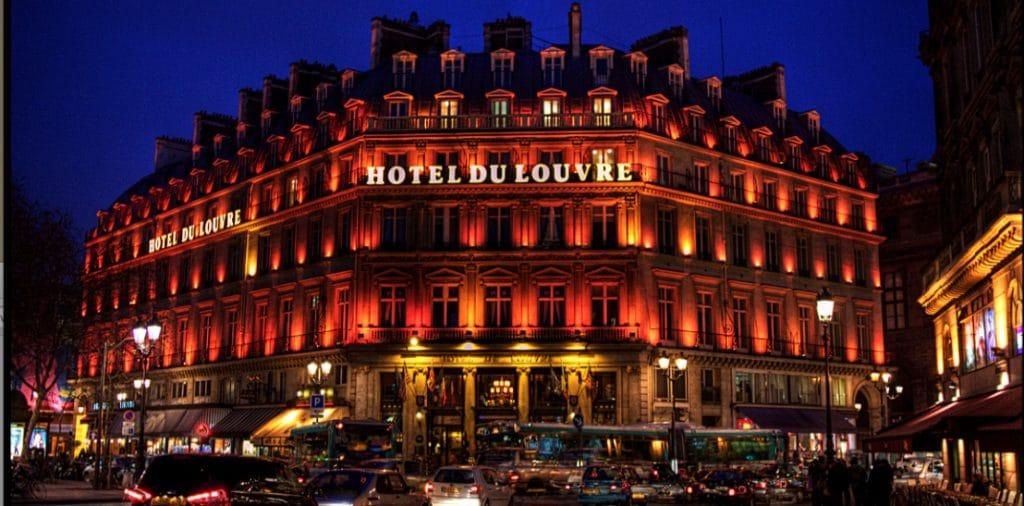Bocuse s'exporte pour la 1ère fois à Paris: le groupe ouvre une brasserie au sein de l'hôtel du Louvre