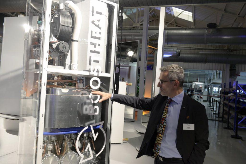 La société Boostheat , basée à Vénissieux, a réussi son entrée en Bourse