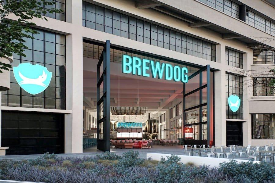 Une méga-brasserie Brewdog dans l'ancien Garage Citroën du 7ème arrondissement de Lyon ?