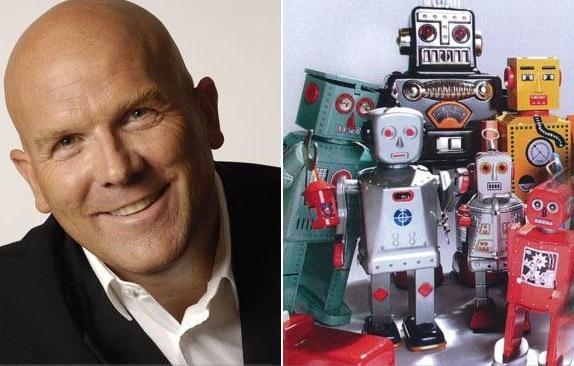 Bruno Bonnell lance le premier fonds européen dédié à la robotique