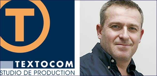 Christophe ABRAN, Gérant de Textocom  [Interview]