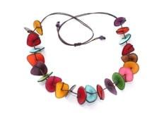 Cadeau bijou original en Tagua de Colombie Commerce équitable