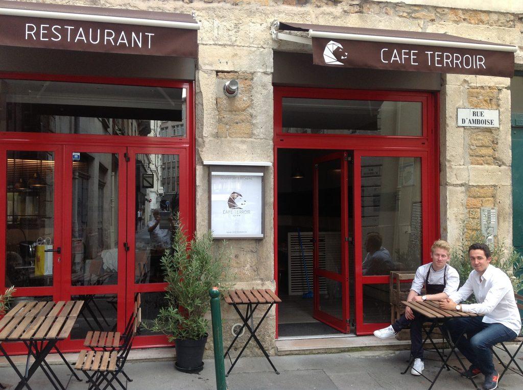 «Café Terroir» ouvre le 21 juillet: Jean-François, l'autre Têtedoie