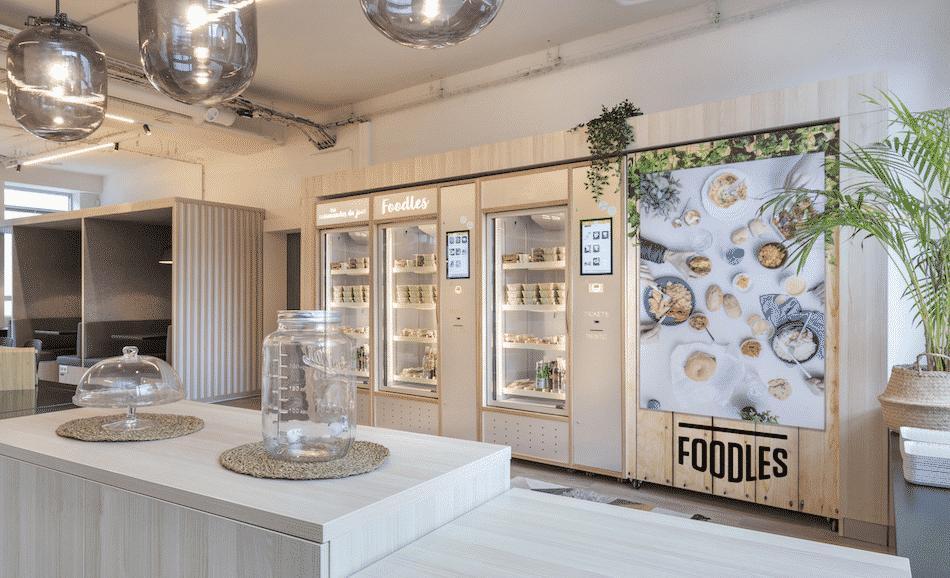 """Foodles développe ses """"cantines dématérialisées """" à Lyon pour répondre aux contraintes sanitaires des restaurants d'entreprise"""