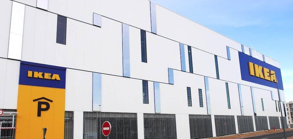 Désormais ouvert, le nouvel Ikea XXL de Vénissieux s'inscrit dans le virage stratégique de l'enseigne suédoise