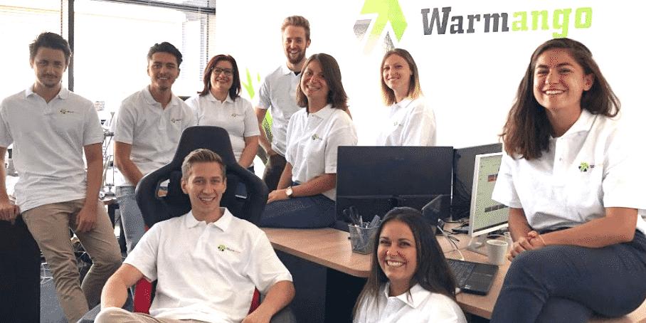 Malgré le quasi-arrêt dans le Bâtiment, la start-up lyonnaise Warmango en plein pic d'activité, lève 2 M€