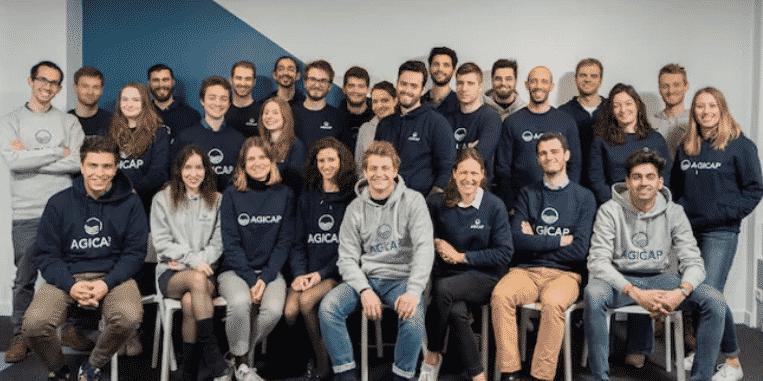 La start-up lyonnaise  Agicap lève 15 millions d'euros pour son logiciel de gestion de trésorerie en temps réel