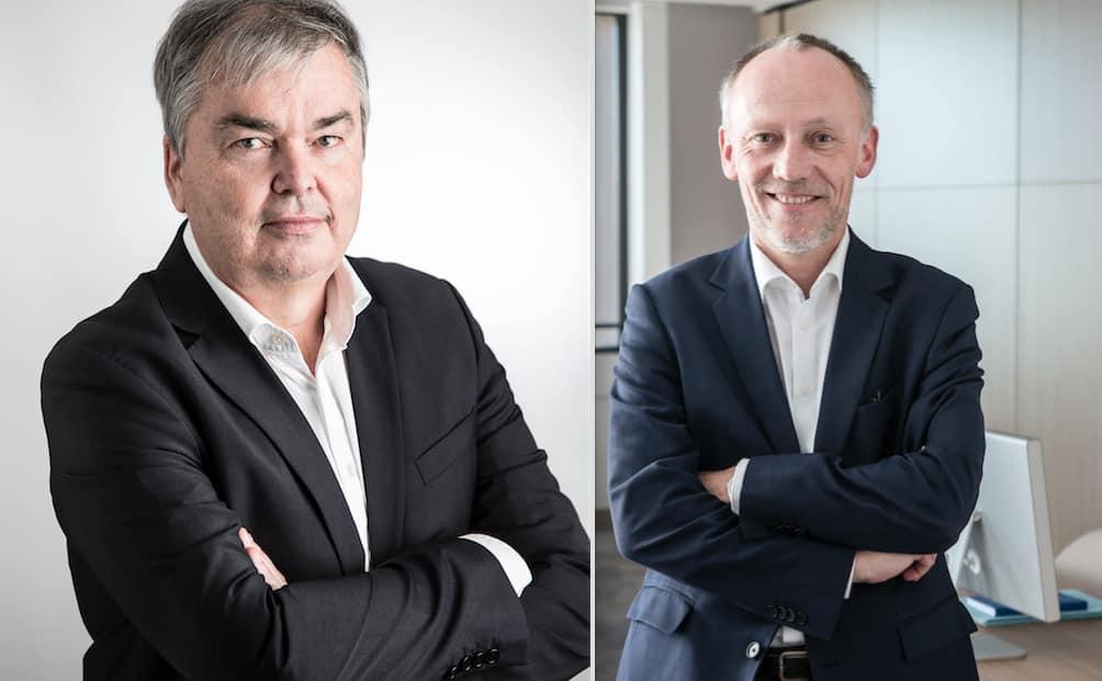 Deux nominations à la Banque Populaire Auvergne-Rhône-Alpes : Pierre-Henri Grenier et Thierry Zaragoza
