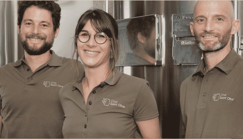 Dans le très chic 6ème arrondissement, ouverture du 1er chai viticole urbain lyonnais par les frères Saint Olive