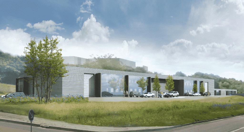 Vourles, puis maintenant Communay (Rhône) : Em2c développe des villages d'entreprises pour artisans dans les petites communes