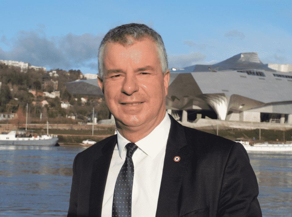 """Le député de Haute-Savoie (LR), Martial Saddier, réélu président du comité de bassin Rhône-Méditerranée, veut 68 % de l'eau """"en bon état écologique"""""""