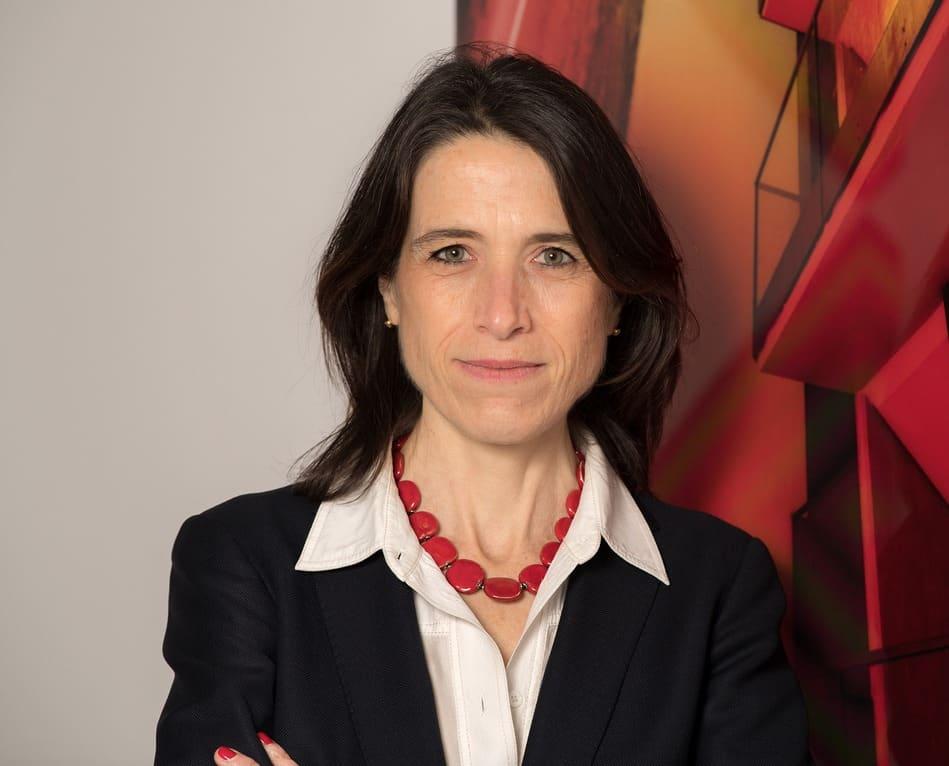 Première femme à ce poste : une directrice pour Lyon Parc Auto, Pascale Gibert