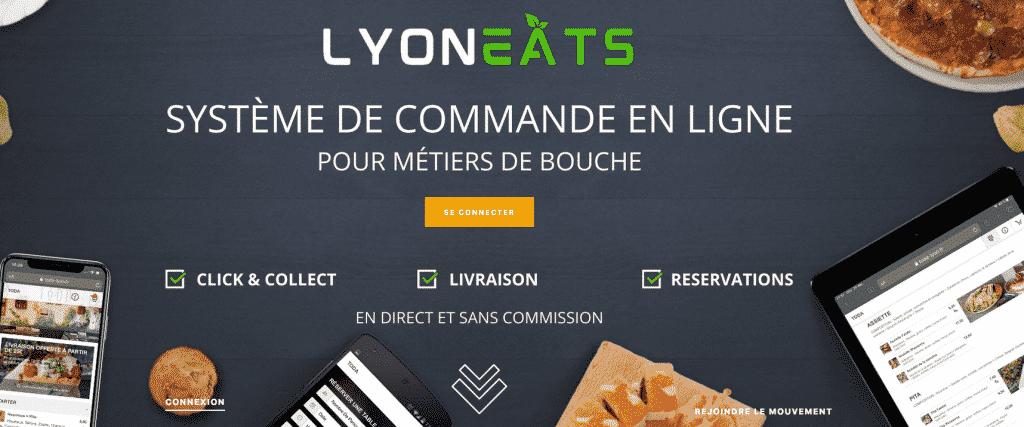 Lyon eats : un restaurateur lyonnais crée un service de livraison à domicile 100 % pur gone