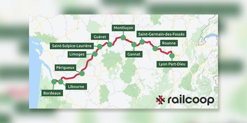 Dominique Guerrée, président de Railcoop: «Nous lancerons notre première ligne ferroviaire, un Bordeaux/Lyon le 26 juin 2022»