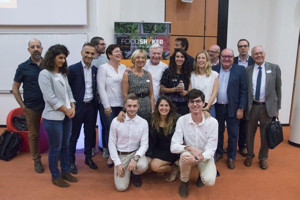 Célébration des 10 ans de l'incubateur FoodShaker : déjà 28 entreprises créées !