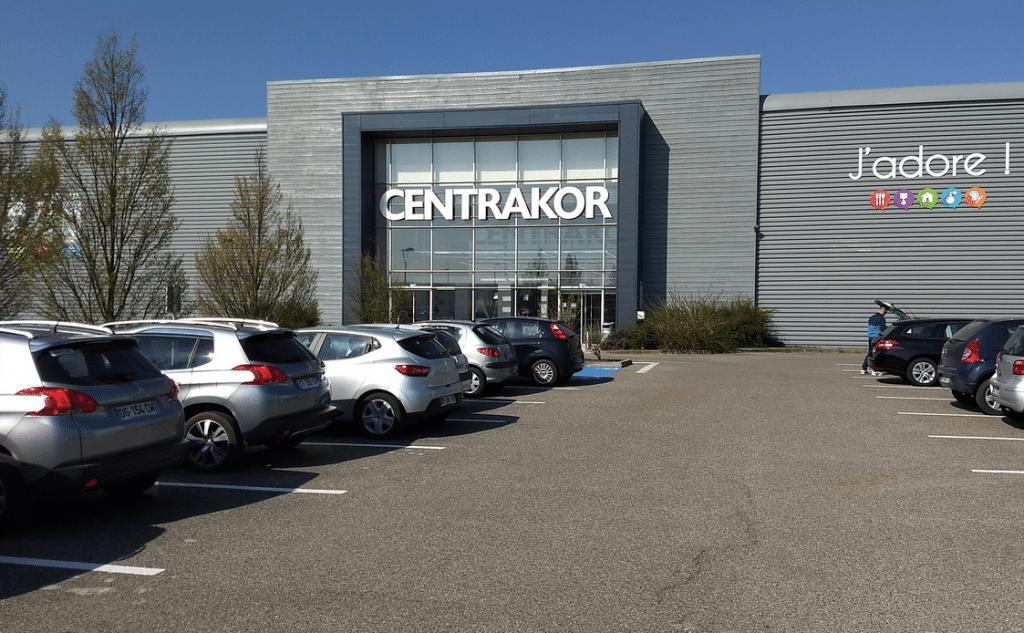 Centrakor multiplie par 2,5 sa superficie à Saint-Bonnet-de-Mure, en s'installant à la place de l'ancien Fly