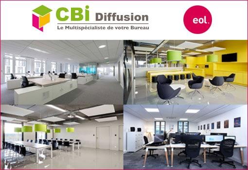 Choisir l'aménagement ergonomique de ses bureaux pour favoriser le bien-être et la productivité