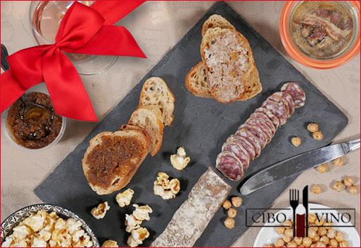 CiboVino livre vos cadeaux gourmands avant Noël
