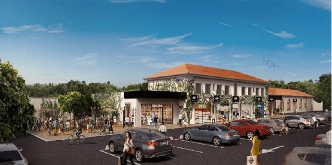 Cinq nouvelles boutiques annoncées: Marques Avenue Romans procède à sa quatrième extension